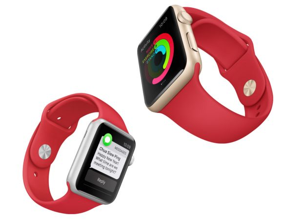 Apple Watch available in Malaysia, includes CNY editions