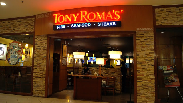 Tony Roma's opens its first ever outlet in East Malaysia