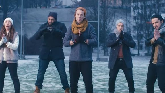Ylvis shows the power of a capella in new music video!
