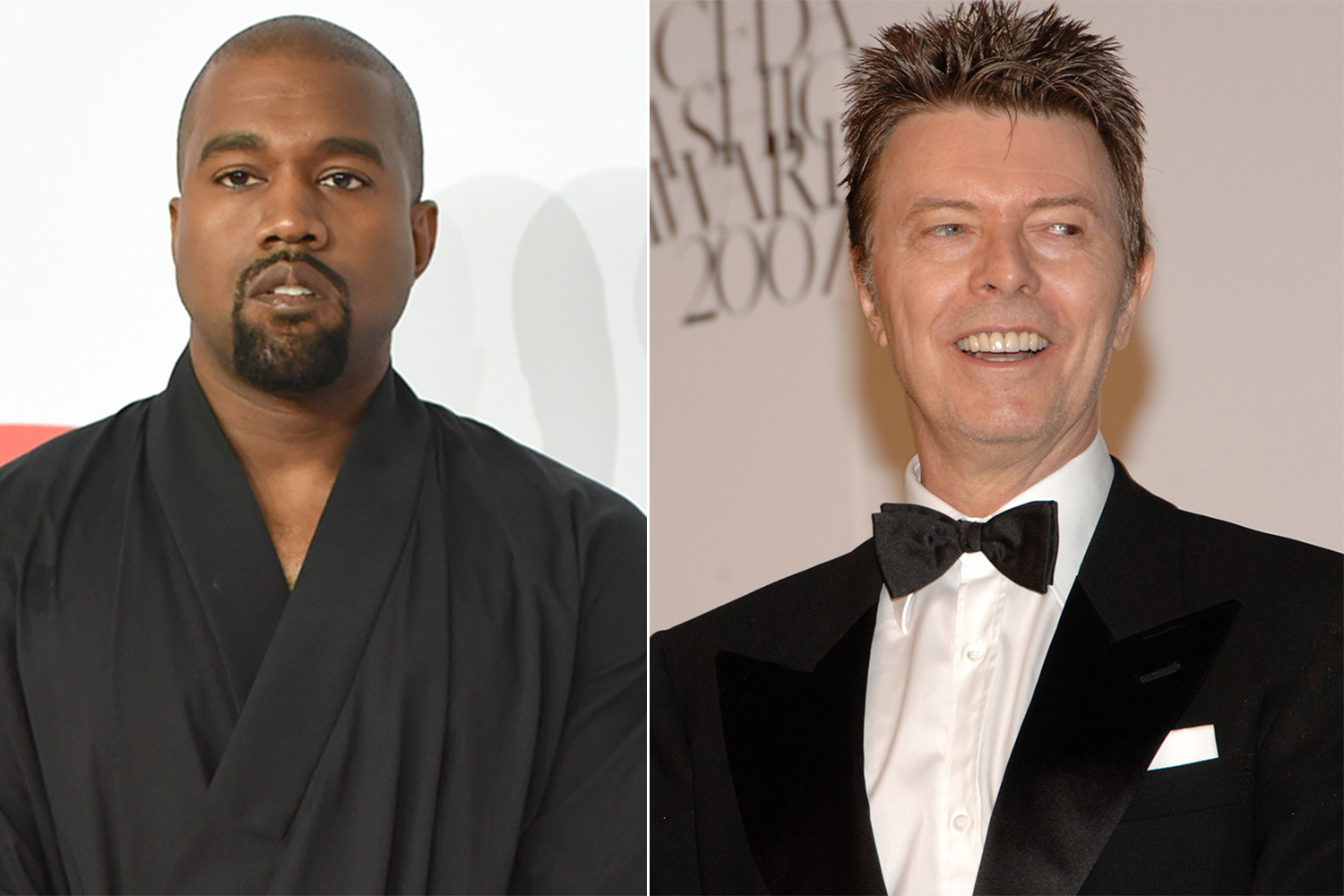 Is Kanye West producing a David Bowie tribute album?