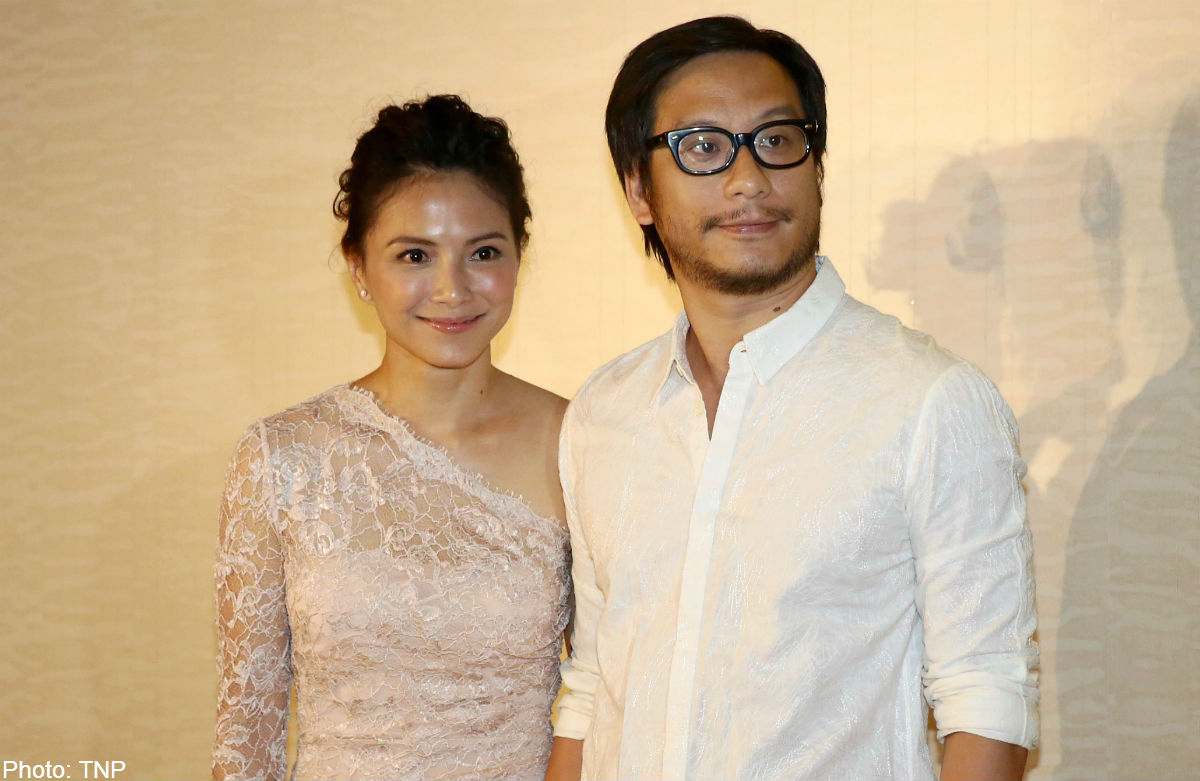 Angelica Lee pregnant with twins
