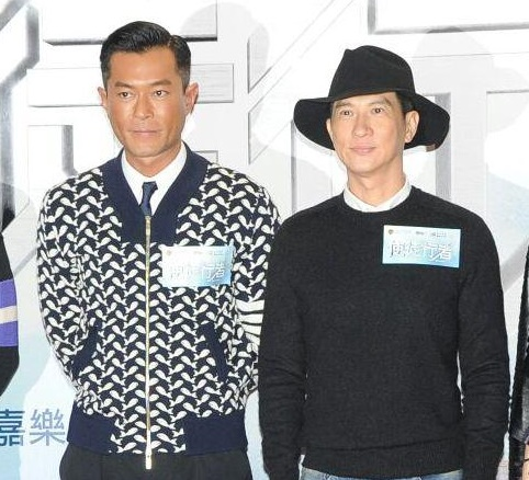 Louis Koo and Nick Cheung will return for a good script