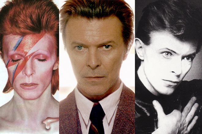 The legendary David Bowie is dead at 69