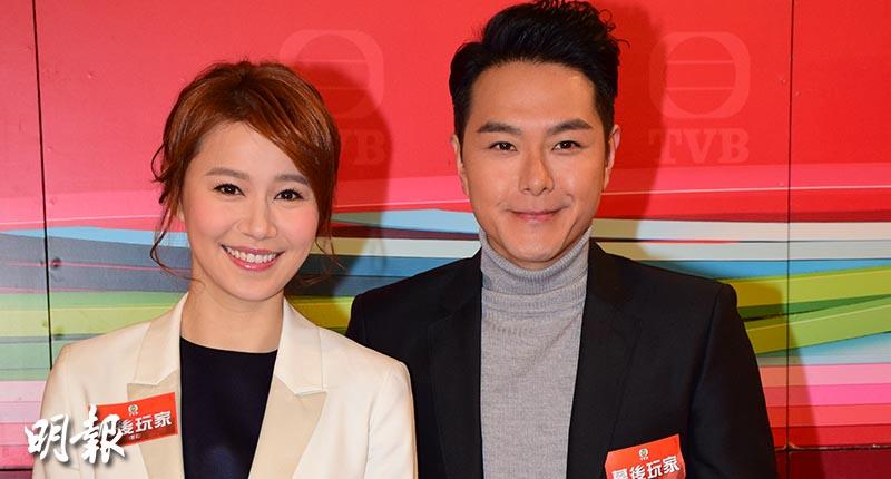 Edwin Siu and Priscilla Wong in new drama together