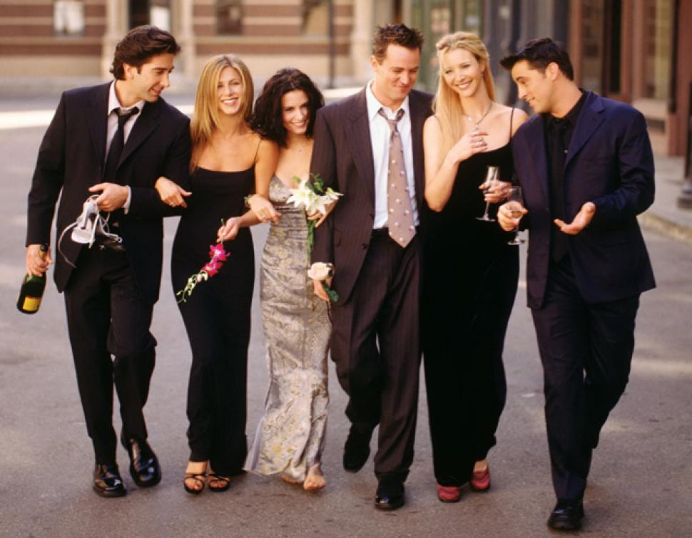 Update: Matthew Perry won't be there for FRIENDS reunion