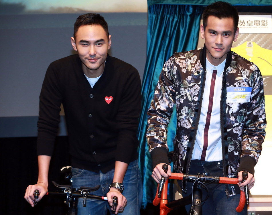 Peter Lam replaces Ethan Ruan with Eddie Peng