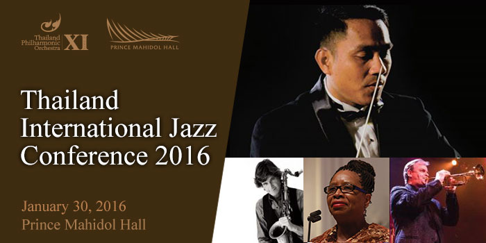 Catch famous jazz musicians at the Thailand International Jazz Conference