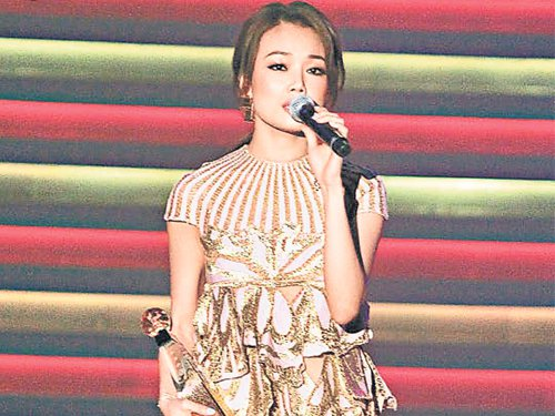 Joey Yung and Eason Chan best winner at TTCSA