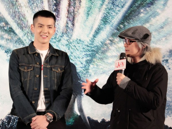 Stephen Chow gave Kris Wu a special audition