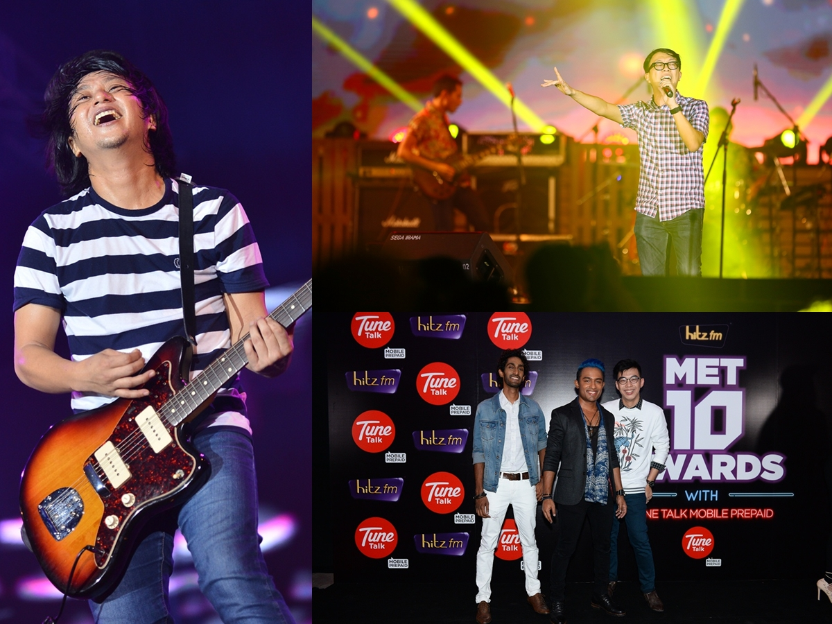 Malaysia's top performers honoured at the MET10 Awards