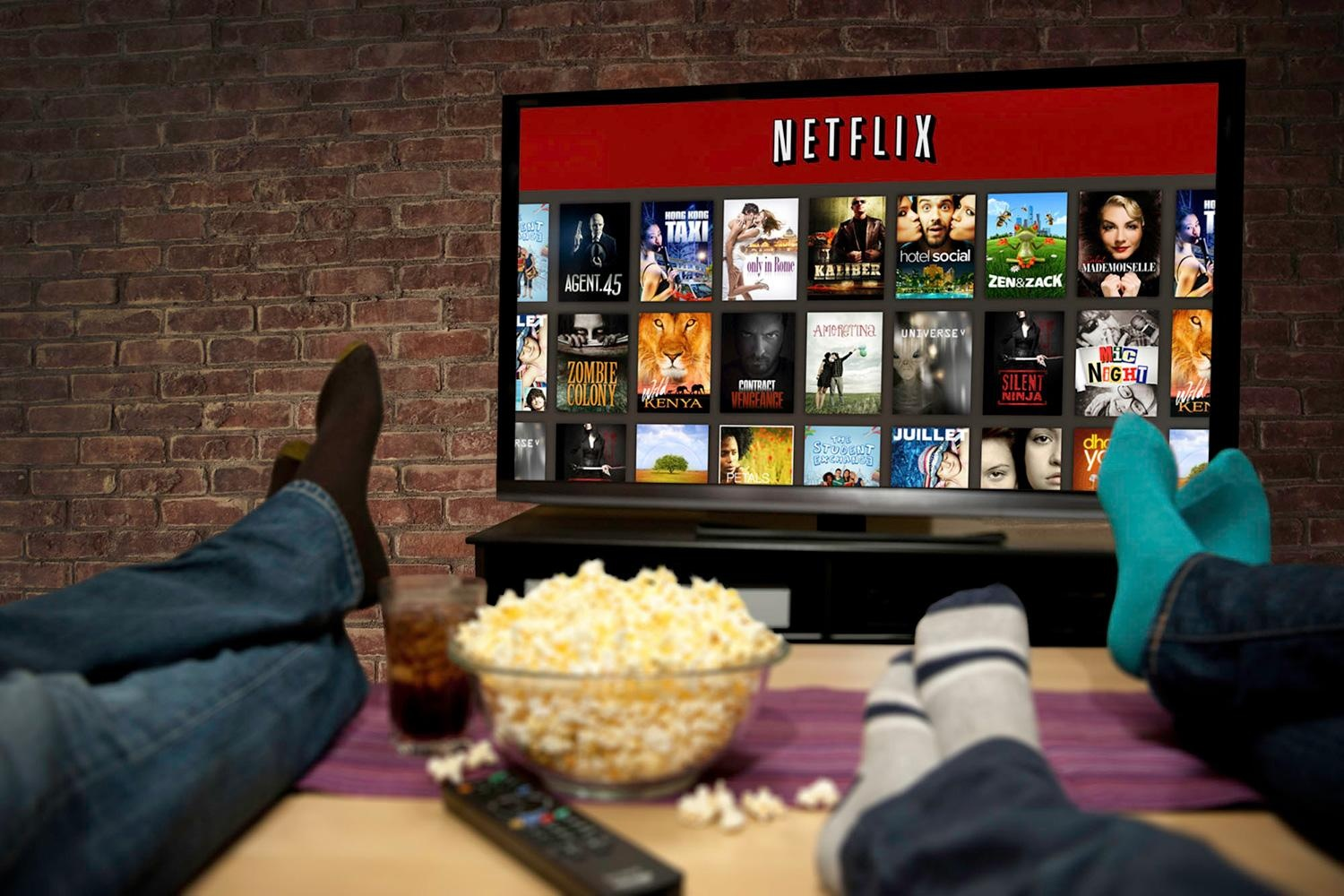 Netflix blocked in Indonesia by their largest telecom provider.