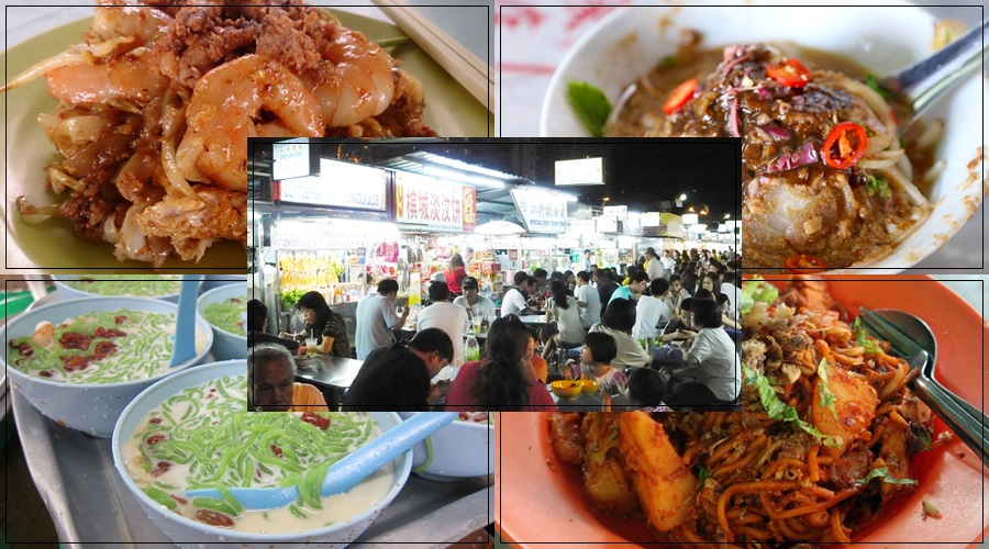 Famous places to eat in Malaysia: Penang
