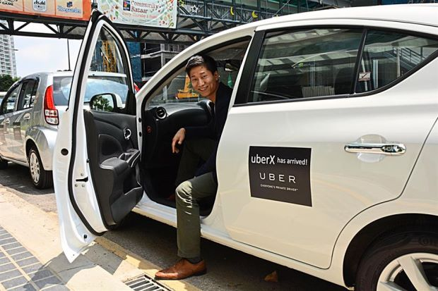 Uber aims to add 100,000 new drivers in Malaysia