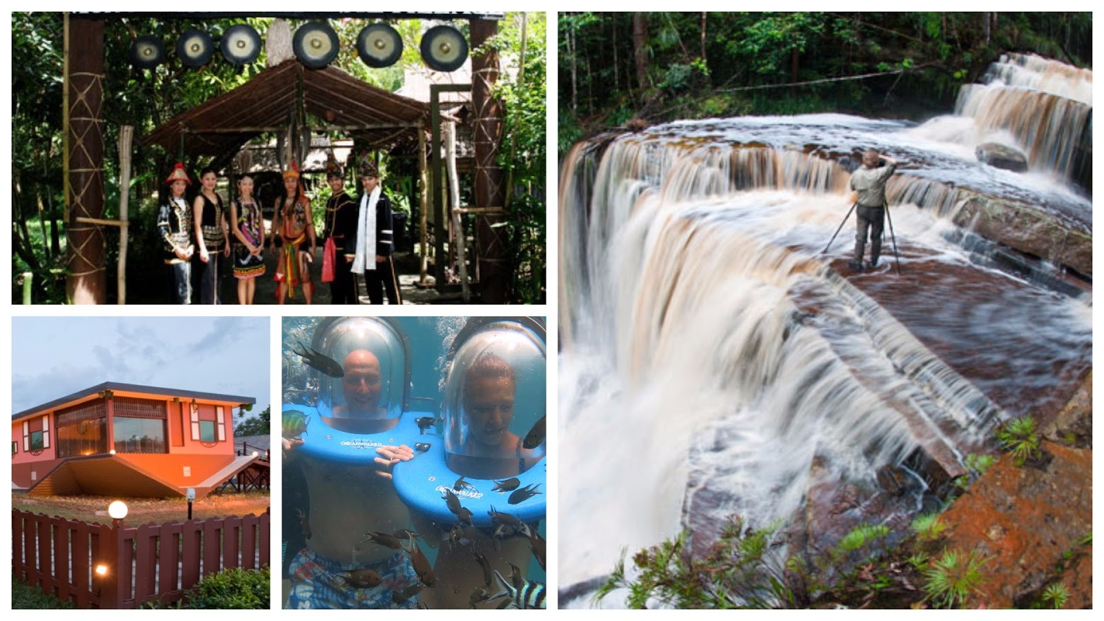 Famous places to visit in Malaysia: Sabah