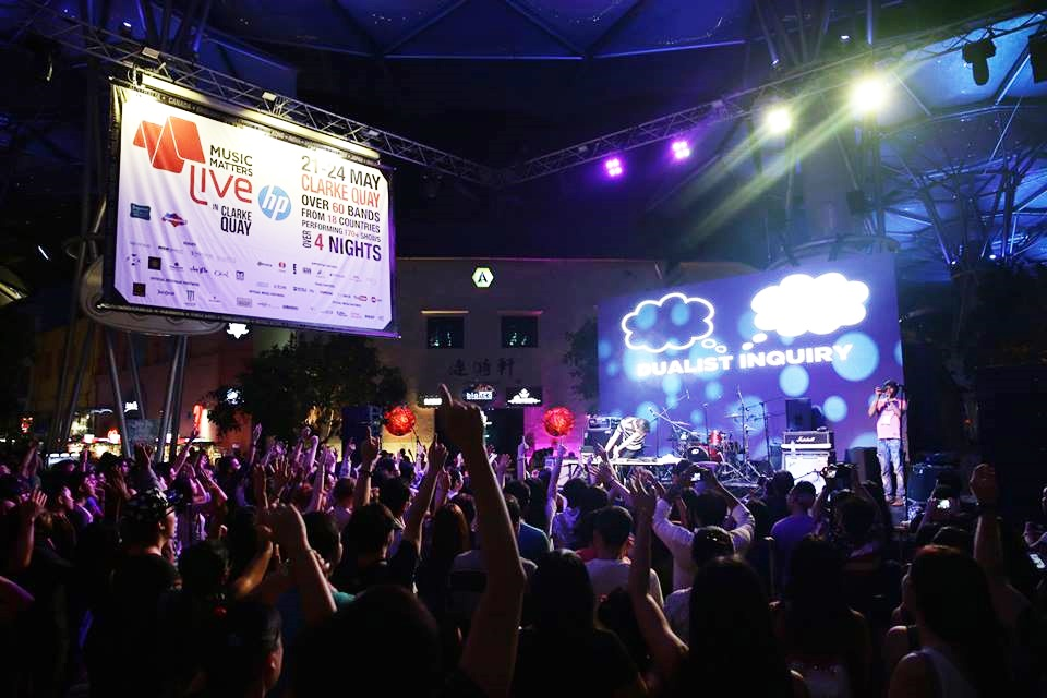 Music Matters Live calls out bands and musicians in Asia for applications