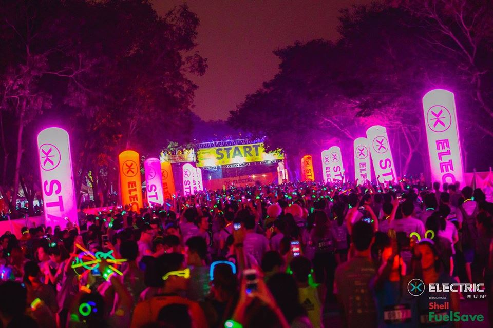 Electric Run 2016 is set to bring more lights to Malaysia