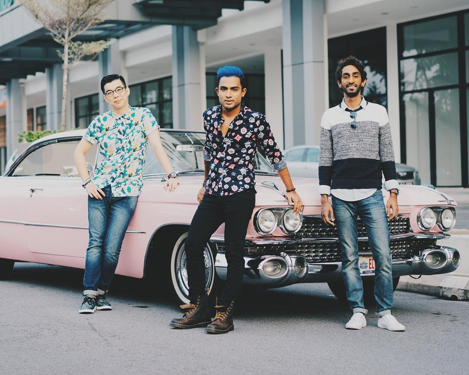 Paperplane Pursuit to open for 5SOS Malaysia concert