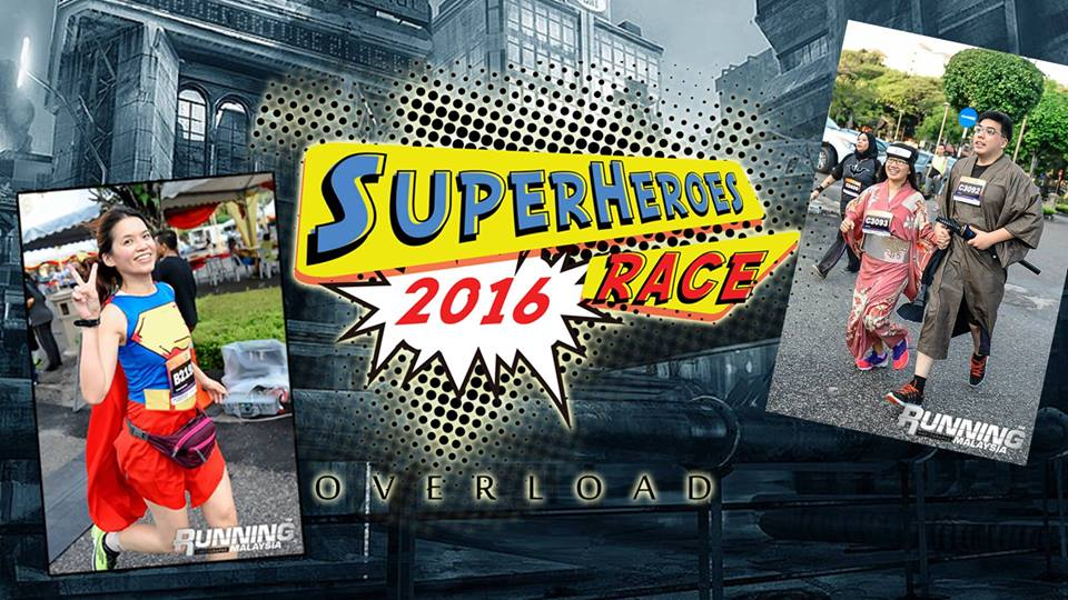 Malaysia's largest Superhero race is back for its 2nd year