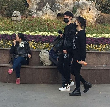 Are Lin Yun and Feng Shaofeng dating?