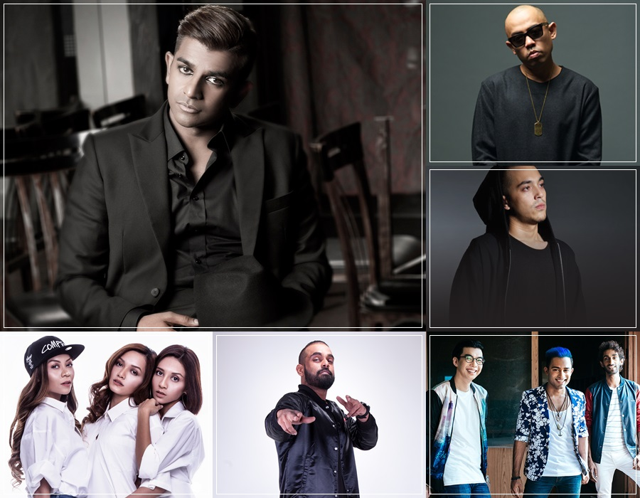 Catch Resh, Joe Flizzow, SonaOne, and more at Gigfairy Live