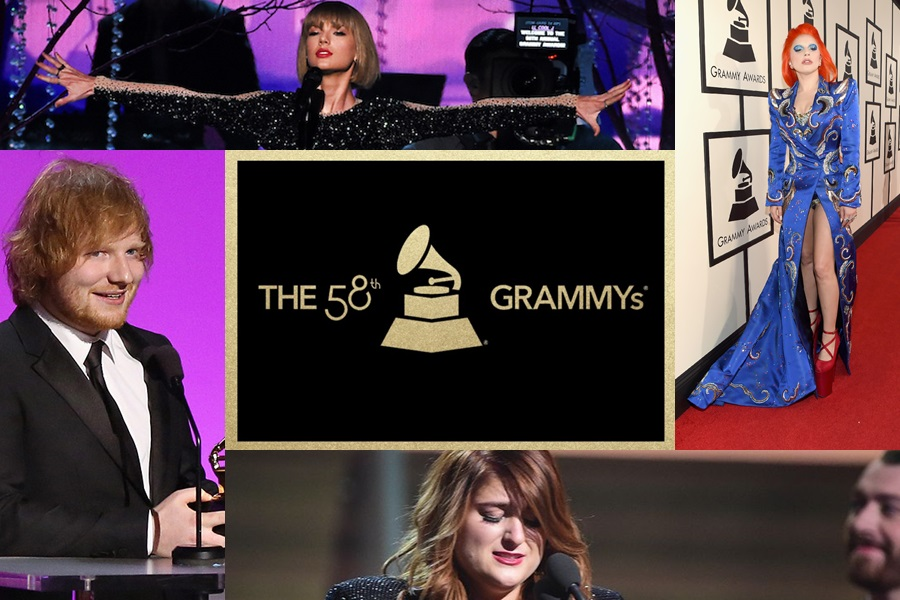 The Grammys 2016: The complete winner list