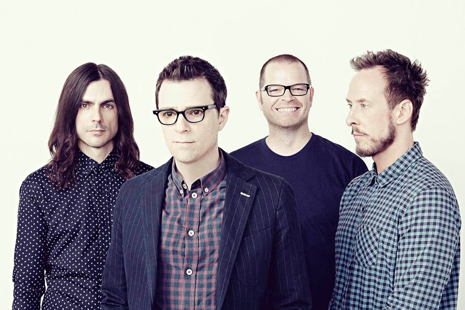 Grammy-winning rock band Weezer set for first show in Singapore