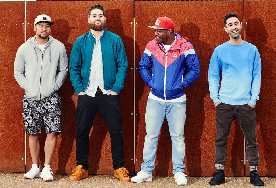 Rudimental joins Tame Impala and M83 for Urbanscapes