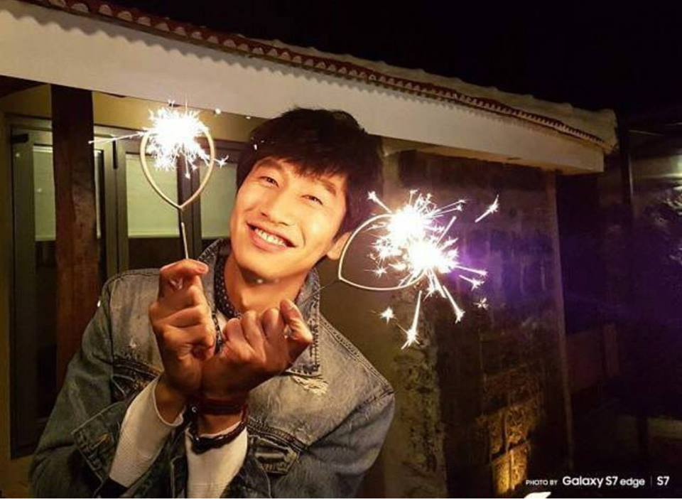 Lee Kwang Soo will be in Malaysia for Samsung Galaxy S7 launch