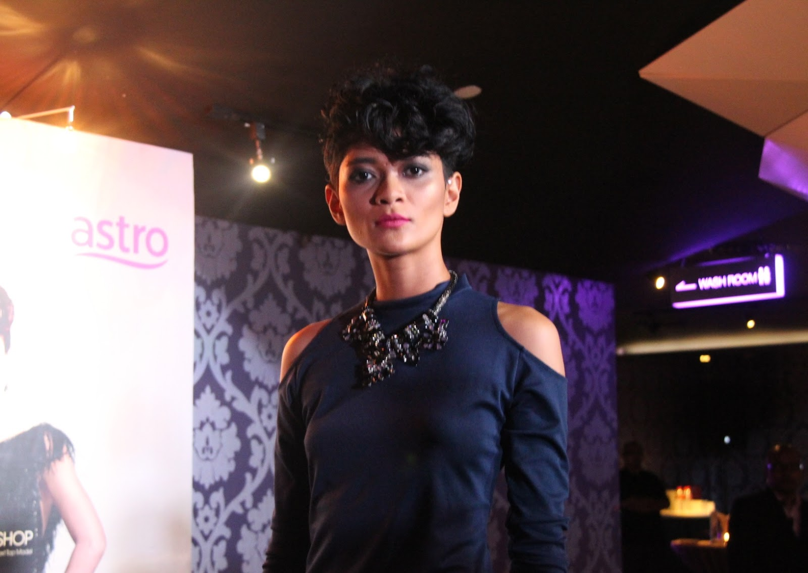 Tuti says she is fully committed for Asia's Next Top Model no matter what