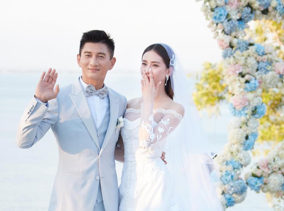 Nicky Wu on wife: God has saved the best for me