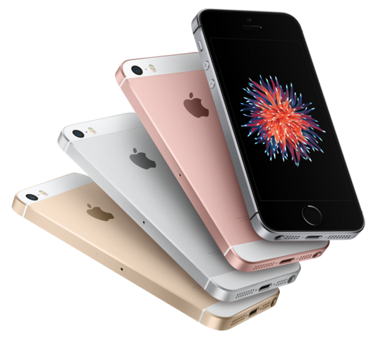 What's the difference between iPhone SE, 5S, 6 and 6S? Find out here!