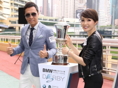 Donnie Yen to manage his sister Chris Yen's career