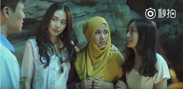 Shila Amzah set to debut her first Chinese 'micro movie'