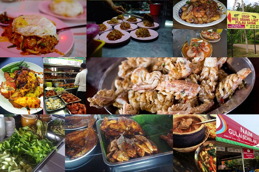 Famous places to eat in Malaysia: Kedah