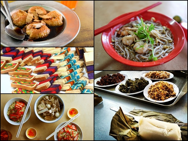 Famous places to eat in Malaysia: Sarawak