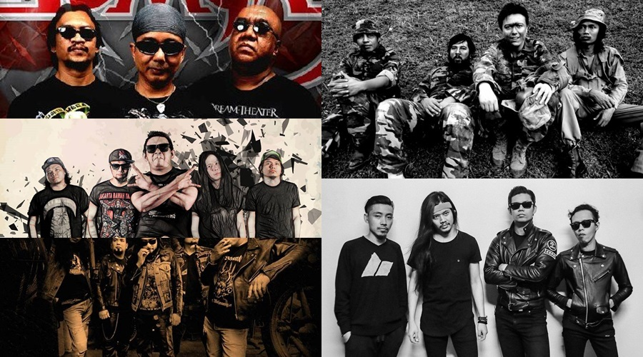 Catch Hujan, Cromok, Butterfingers and more at Rockomania 7