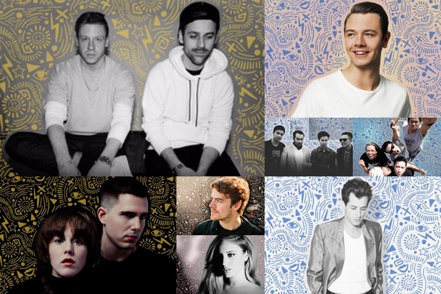 We The Fest 2016 features Macklemore & Ryan Lewis, Mark Ronson and more!