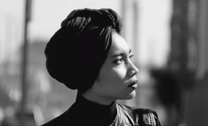 """Yuna unveils classy monochromatic music video, """"Places to Go"""""""
