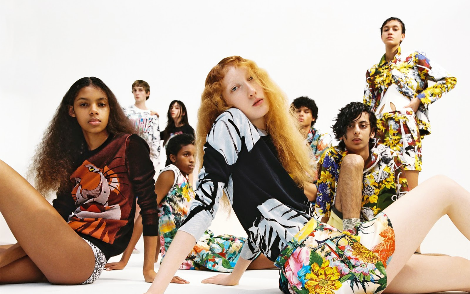 Kenzo presents Disney's Jungle Book-themed collection
