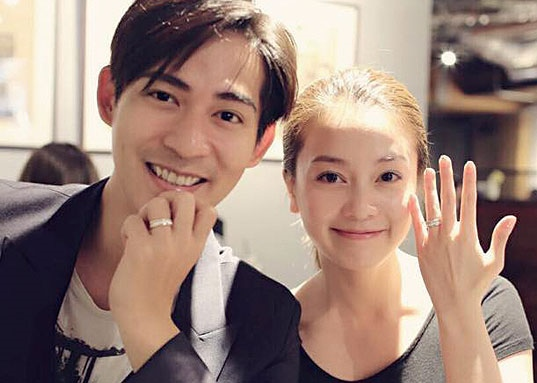 Vic Chou and Reen Yu expecting first child