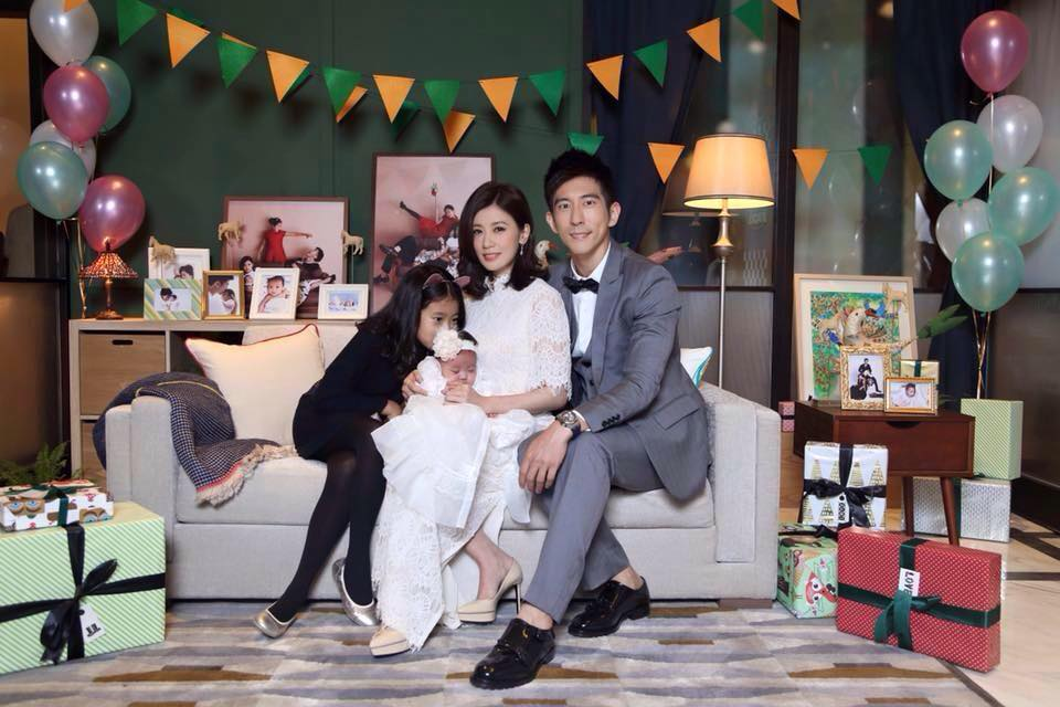 Alyssa Chia denies favouring younger daughter