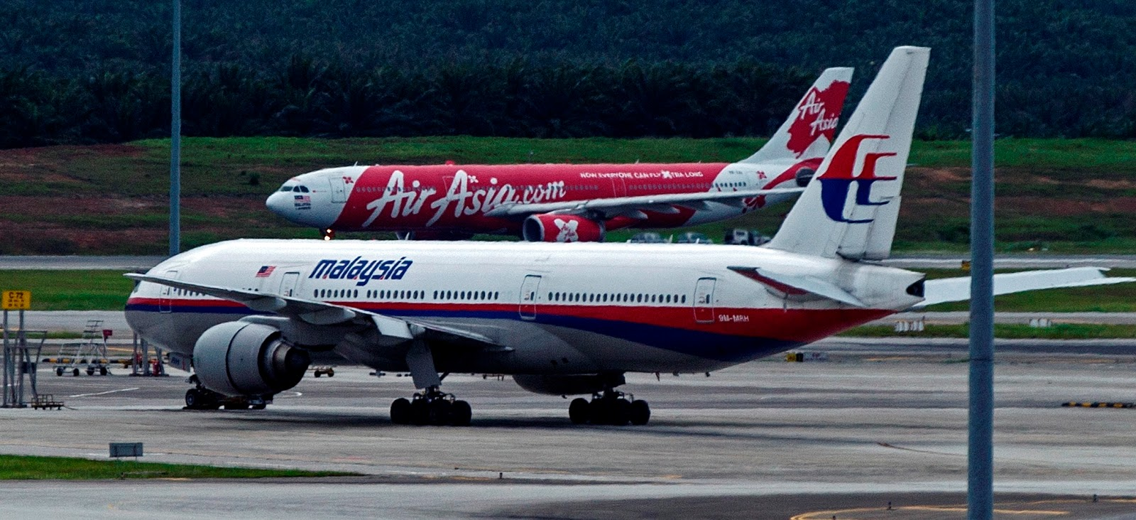 MAS and AirAsia offering discounts for stranded Rayani Air passengers