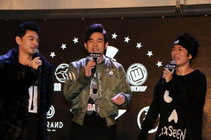 Jay Chou forms his own online game team