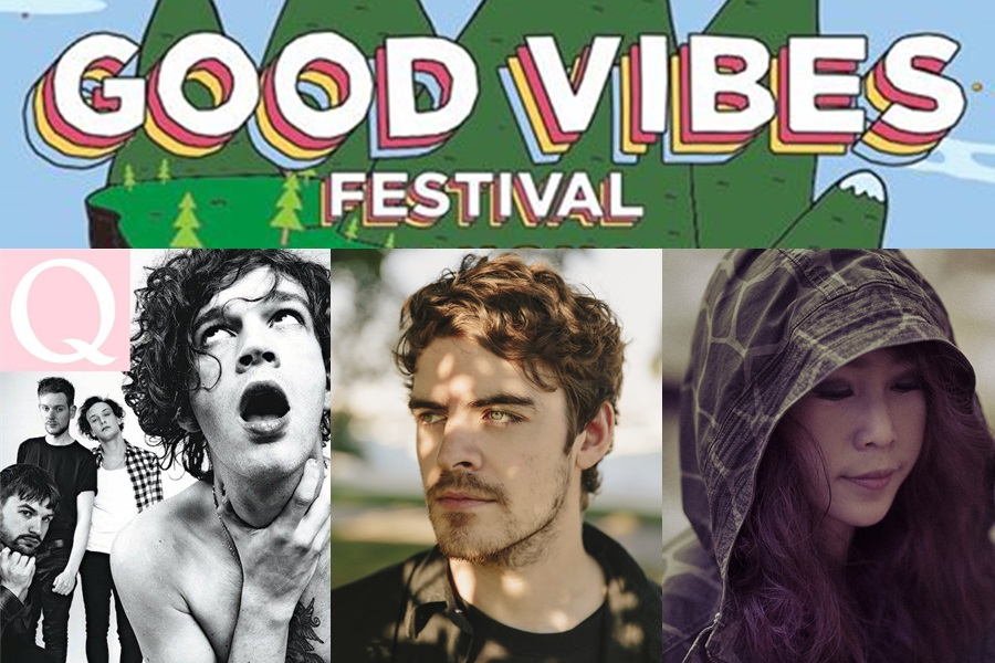 Guess who is coming to Good Vibes Festival 2016!