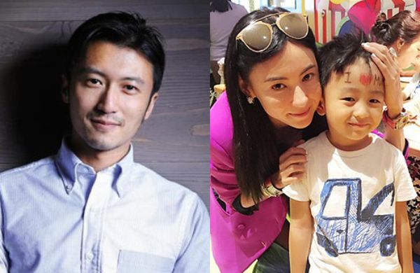Nicholas Tse's younger son refuses to see him?