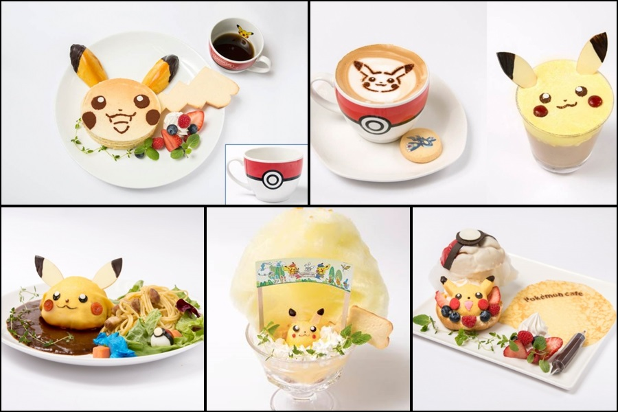 Cuteness overload! Pokémon-themed café is opening in Singapore!