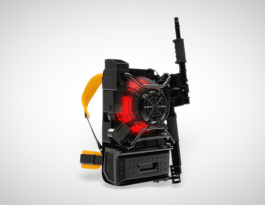 Sony unveils a real ghost-capturing tool, the Proton Pack