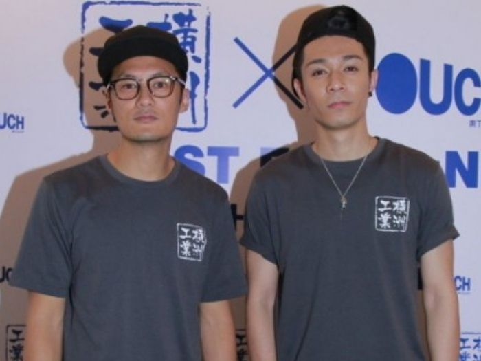 Shawn Yue denies conflict with Pakho Chau