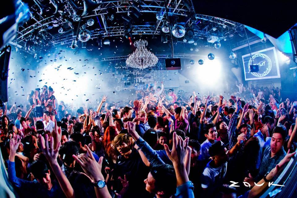Zouk Singapore will celebrate Silver Jubilee with an epic party