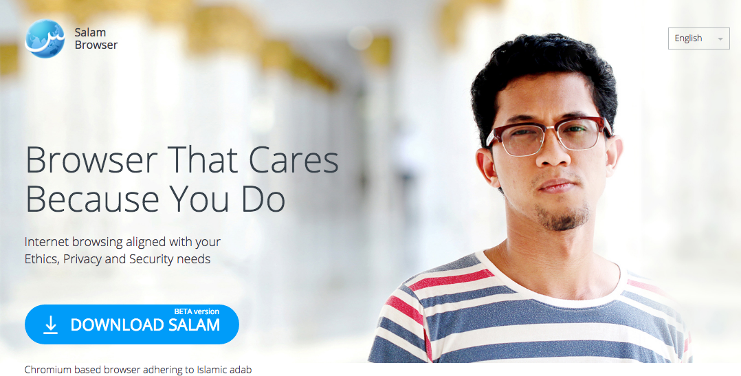 Sharia-compliant Malaysian browser filters out haram content